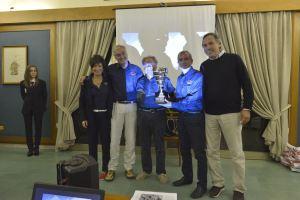 Premiazione HTrace4