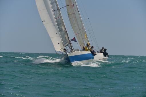 Prydwen 4° Classificato e vincitore della regata lunga