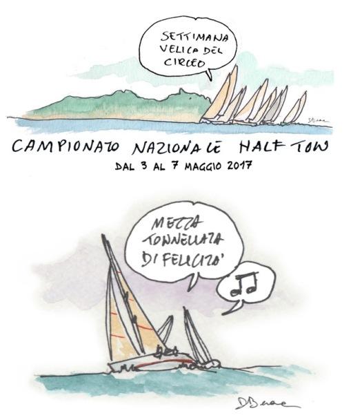 vignetta half Ton Besana